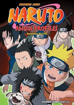 Naruto Anime Profiles, Vol. 3: Episodes 81-135