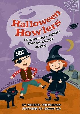 Halloween Joke Book by Michael Teitelbaum
