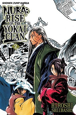 Nura: Rise of the Yokai Clan, Vol. 02 (Nura: Rise of the Yokai Clan, #2)