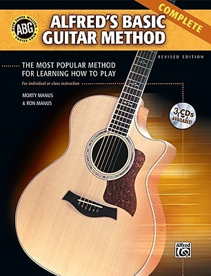 Alfred's Basic Guitar Method: Complete