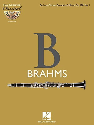Clarinet Sonata in F Minor, Op. 120, No. 1: Classical Play-Along Volume 19