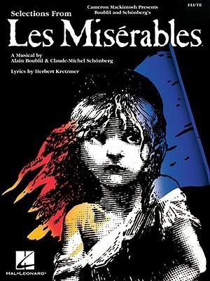 Les Miserables: Instrumental Solos for Flute