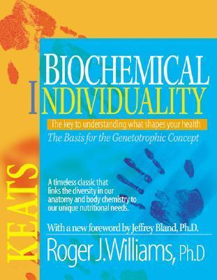 Descarga gratuita de libros electrónicos y pdf Biochemical Individuality