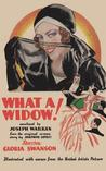 What a Widow!