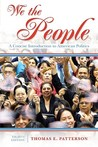 We the People by Thomas E. Patterson