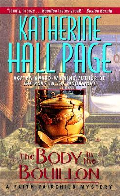 The Body in the Bouillon(Faith Fairchild 3)