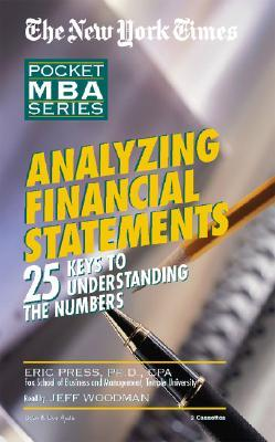 Analyzing Financial Statements: The New York Times Pocket MBA Series Pdf libros descargables