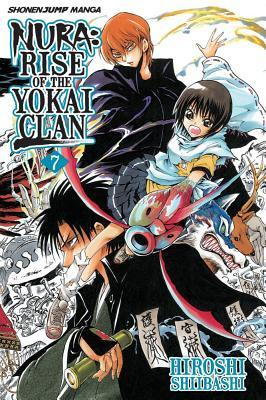 Nura: Rise of the Yokai Clan, Vol. 07 (Nura: Rise of the Yokai Clan, #7)
