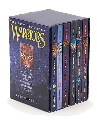 The New Prophecy Box Set (Books 1-6)