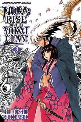 Nura: Rise of the Yokai Clan, Vol. 08 (Nura: Rise of the Yokai Clan, #8)
