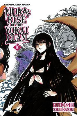 Nura: Rise of the Yokai Clan, Vol. 10 (Nura: Rise of the Yokai Clan, #10)
