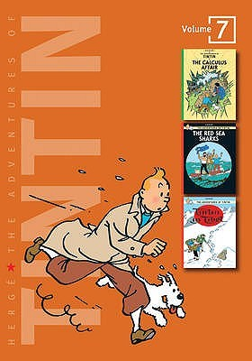 The Adventures of Tintin, Vol. 7 by Hergé