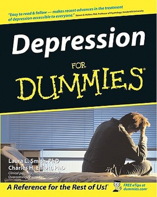 Depression For Dummies By Laura L Smith
