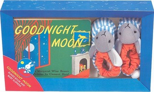 Goodnight Moon Board Book And Slippers