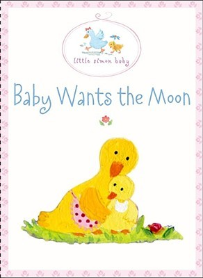 Baby Wants the Moon: Book and Bib Gift Set