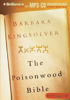 an analysis of reading the poisonwood bible Book one: genesis analysis culturally, we learn of the different eating habits between africa and america at the initial feast, rachel takes note that only her and her family find use in.