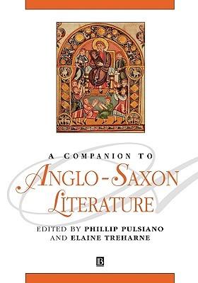 A Companion to Anglo-Saxon Literature