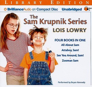 The Sam Krupnik Series: All About Sam; Attaboy, Sam!; See You Around, Sam!; Zooman Sam