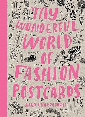 My Wonderful World of Fashion Postcards