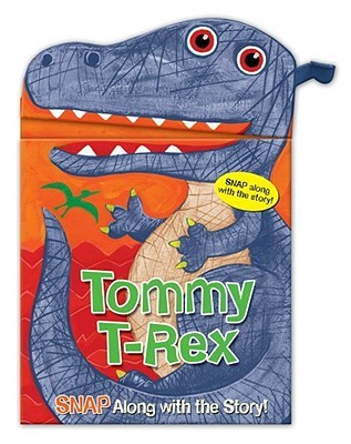 Snappy Heads Tommy T Rex