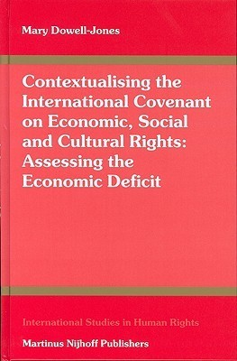 Contextualising the International Covenant on Economic, Social and Cultural Rights: Assessing the Economic Deficit