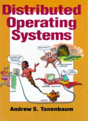 Distributed Operating Systems by Andrew S. Tanenbaum