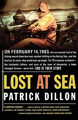 Lost At Sea by Patrick Dillon