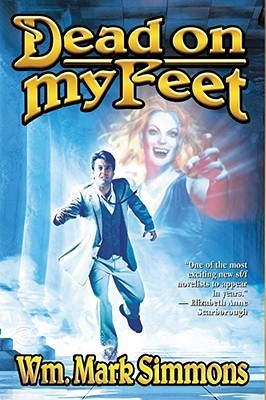 Dead on My Feet (The Halflife Chronicles, Book 2)