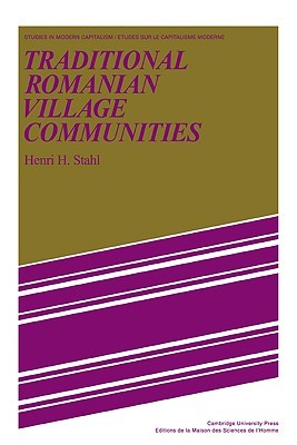 Traditional Romanian Village Communities: The Transition from the Communal to the Capitalist Mode of Production in the Danube Region
