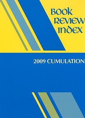 Book Review Index 2009 Cumulation