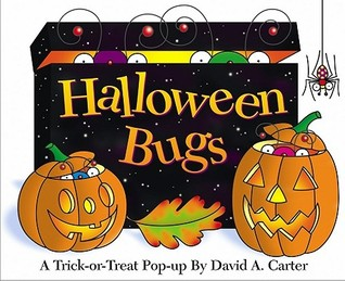 Halloween Bugs: A Trick or Treat Pop Up Book