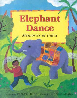 Elephant Dance by Theresa Heine