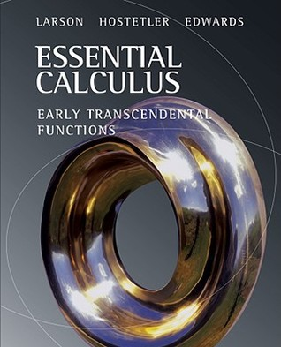 Essential Calculus: Early Transcendental Functions