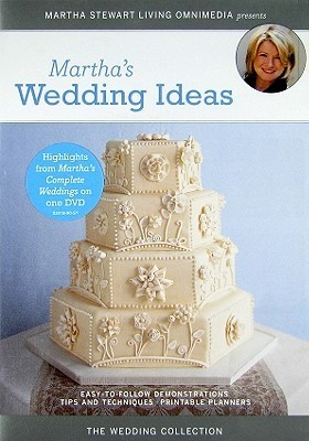 Martha Stewart: Martha's Wedding Ideas