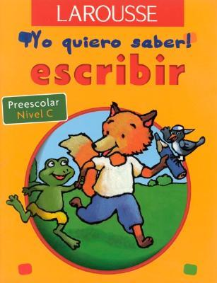 Escribir Preescolar Nivel C