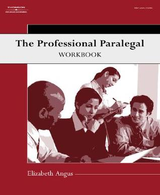 The Professional Paralegal Workbook