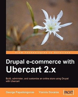 Drupal E Commerce With Ubercart 2.X