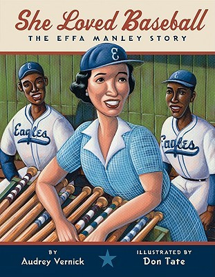 She Loved Baseball: The Effa Manley Story