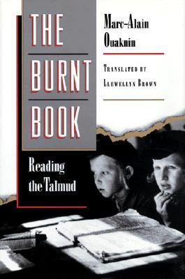 The Burnt Book: Reading the Talmud