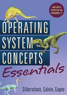 Operating System Book By Abraham Silberschatz