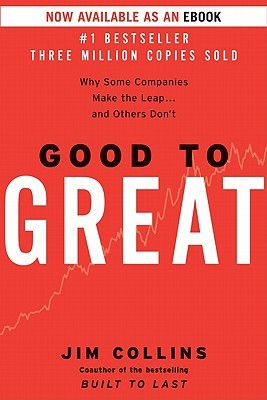 Good to Great by James C. Collins
