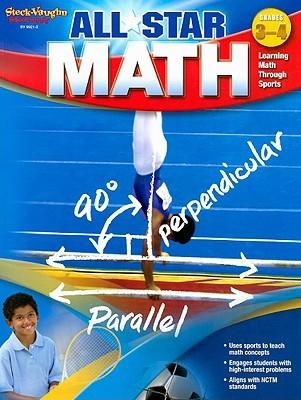 All-Star Math, Grades 3-4 by Steck-Vaughn