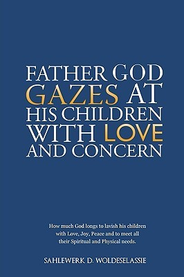 Father God Gazes at His Children with Love and Concern