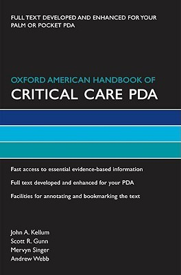 Oxford American Handbook of Critical Care PDA