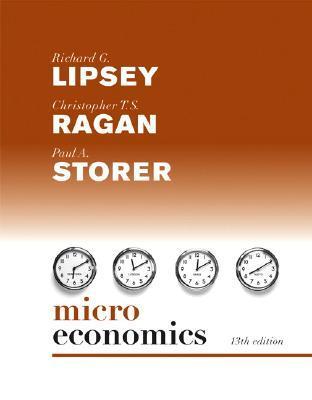 Microeconomics plus MyEconLab plus eBook 1-semester Student Access Kit (13th Edition)