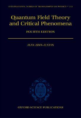 Quantum Field Theory and Critical Phenomena