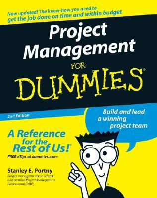 Project management for dummies by stanley e portny project management for dummies other editions fandeluxe Choice Image