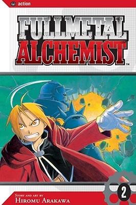 Fullmetal Alchemist, Volume 2 by Hiromu Arakawa