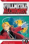 Fullmetal Alchemist, Vol. 2 by Hiromu Arakawa
