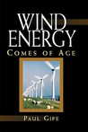 Wind Energy Comes of Age